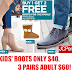 JCPenney Boots Sale! 3 Pairs of Girls' or Boys' Boots $40, 3 Pairs Women's Boots $60, 3 Pairs of Men's Boots $79 or Mix and match any way you like + Free Pickup at JCPenney or Free Shipping With $99 Order