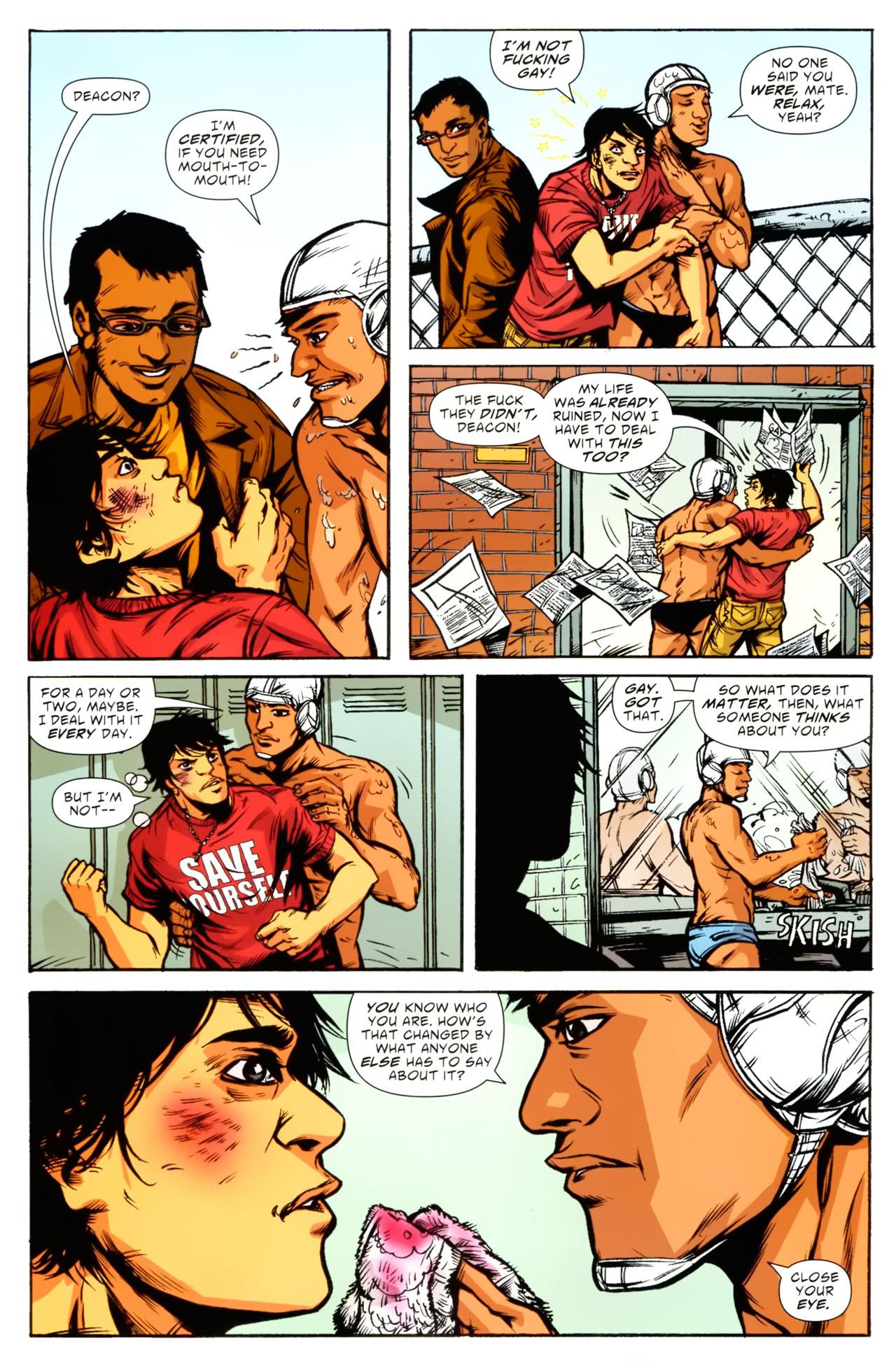 Read online American Virgin comic -  Issue #9 - 5