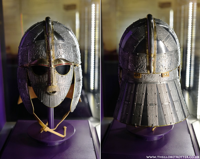 Sutton Hoo - Anglo-Saxon Royal Burial Site