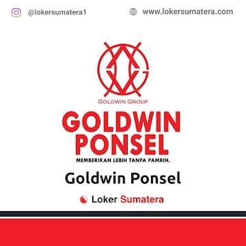 Lowongan Kerja Pekanbaru: Goldwin Ponsel September 2020
