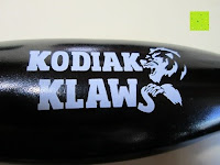 Logo: Fleisch Gabel, Grillfete Austattung, Fleisch Kralle, Reisswolf, Salat Gabel, BBQ, Kodiak Klaws