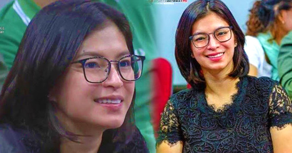 Angel Locsin's No Make-Up Look At The Opening Of UAAP Season 80! She's Stunning!