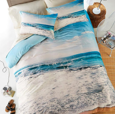 Take Me There Duvet Cover: