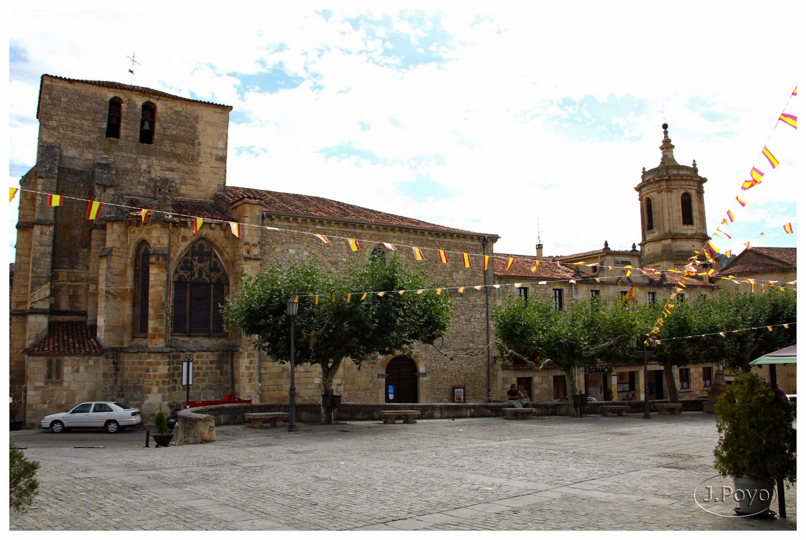 Plaza Mayor de Santo Domingo de Silos