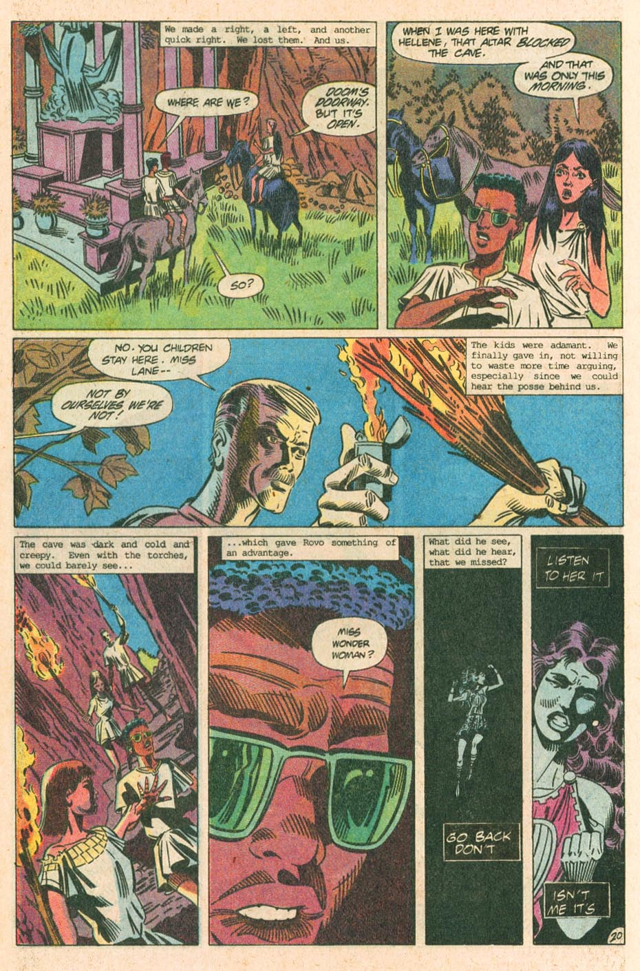 Read online Wonder Woman (1987) comic -  Issue #39 - 22