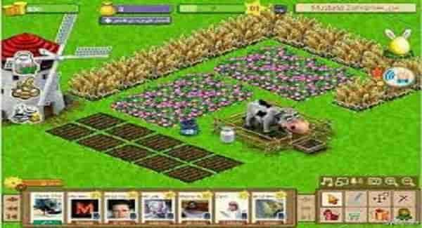 تحميل لعبة المزرعة السعيدة الاصلية | happy farm game