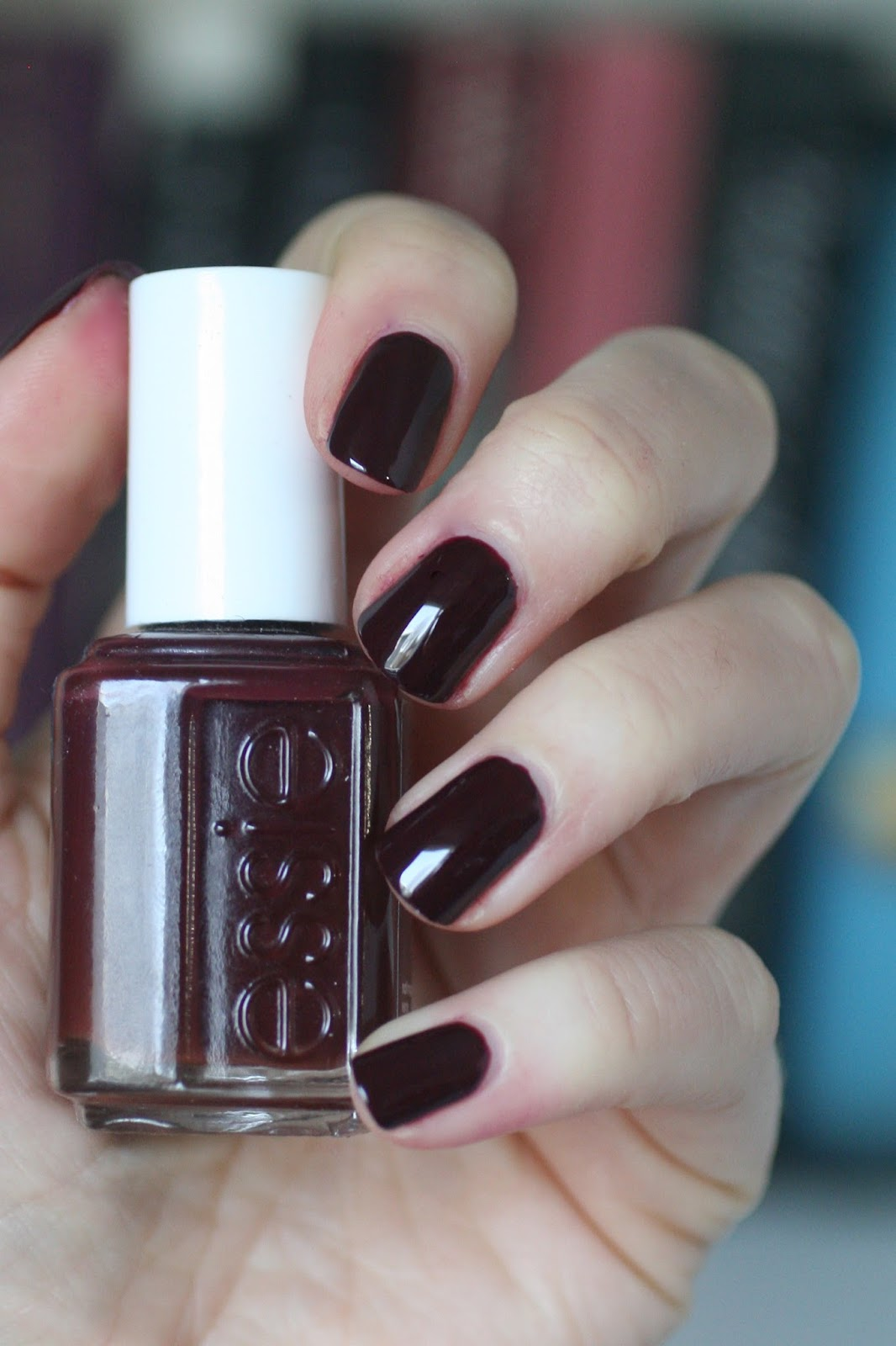 Click Over To That Post See This Polish In The Sunlight It Shows Off More Of Red Brown Tones