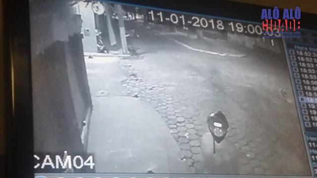 Mercearia do Tonho foi assaltada em Campanha MG - Fotos: Alô Alô Cidade