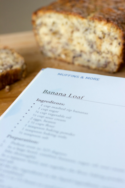 Family Favorite Banana Loaf Recipe