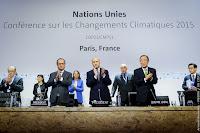 COP 21 (Image Credit: COP Paris/ Flickr) Click to Enlarge.