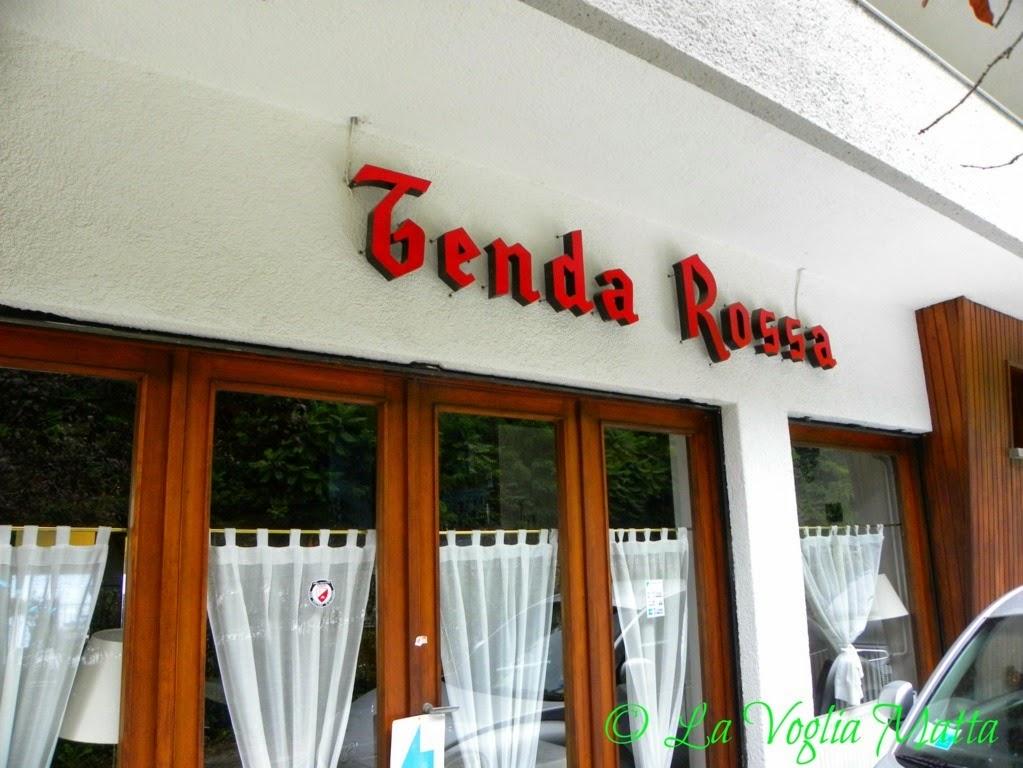 Ristorante Tenda Rossa  Trieste