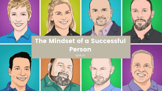 The Mindset of a Successful Person