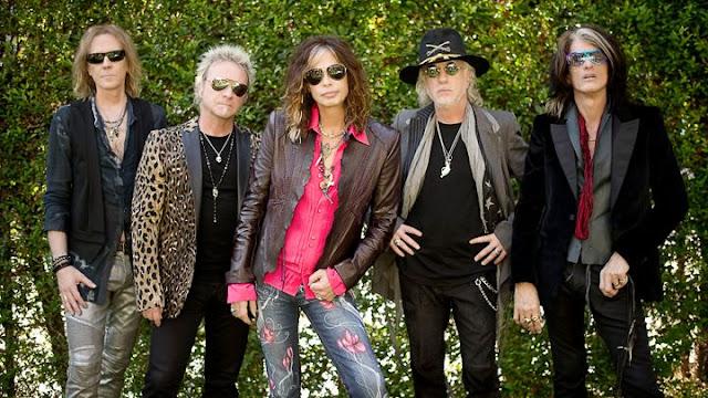 Aerosmith Mexico 27/Octubre/2016