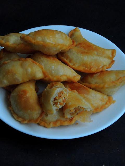 Peanut Puffs, Chinese Kok Chai