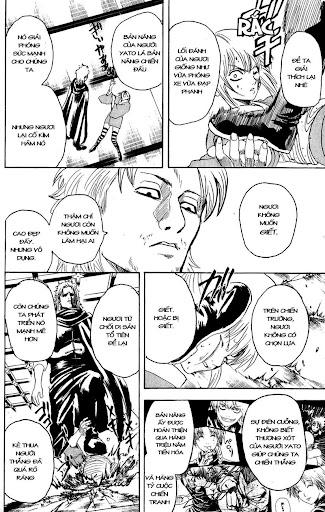 Gintama Chap 218 page 18 - Truyentranhaz.net