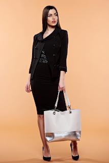 Costum Dama LaDonna Classic Sensation Black