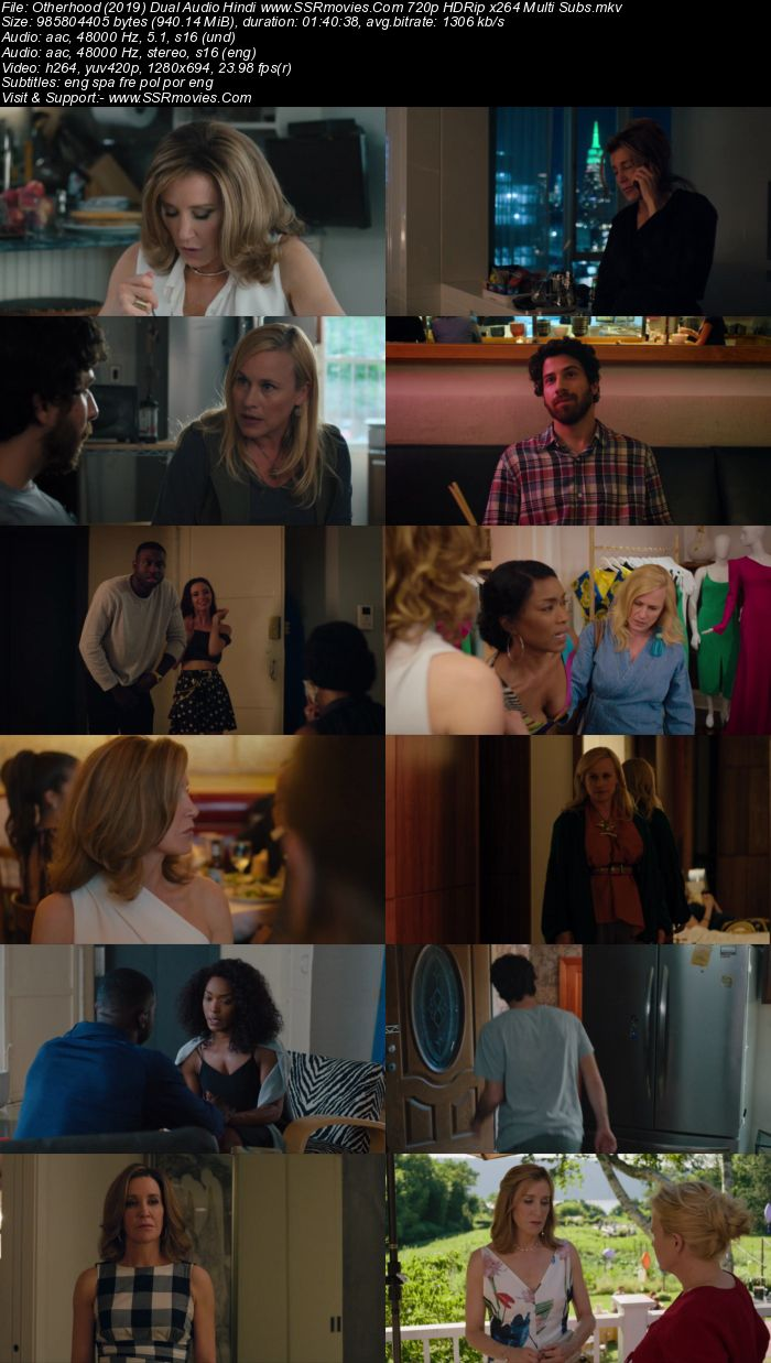 Otherhood (2019) Dual Audio Hindi 720p HDRip x264 Multi Subs Movie Download