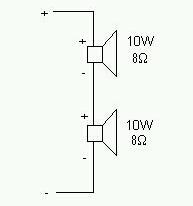 simbol speaker, fungsi speaker cara menyambung seri speaker,