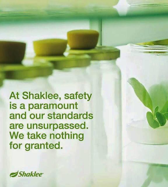 Beza Shaklee Dengan Syarikat Pengeluar Vitamin Lain