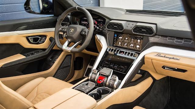 Lamborghini Urus: A Turbo Bull