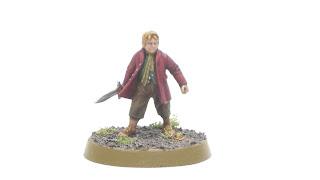 Watching Paint Dry: Hobbit Painting Tutorials
