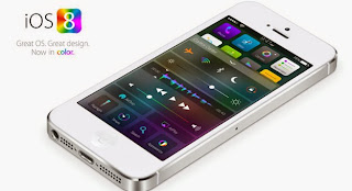 Apple bring great advantages in the system ios 8 new iPhone 6