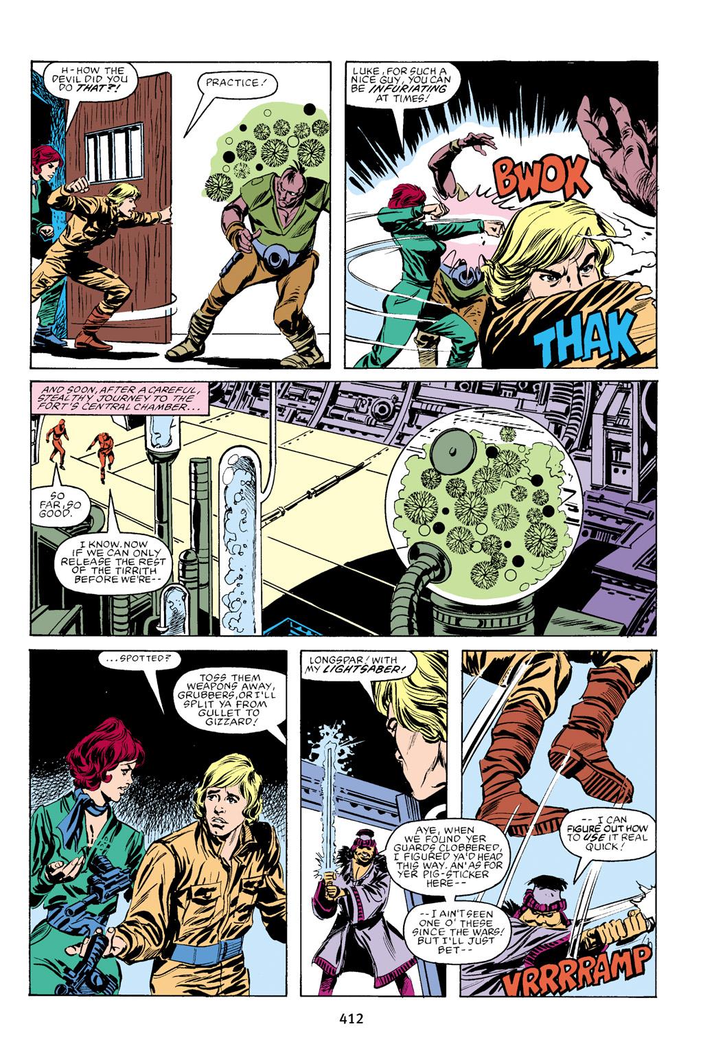 Read online Star Wars Omnibus comic -  Issue # Vol. 16 - 404
