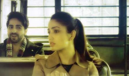 Yahin Hoon Main Lyrics - Ayushmann Khurrana & Yami Gautam
