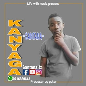 Download Audio | Santana – Kanyaga | (Singeli)
