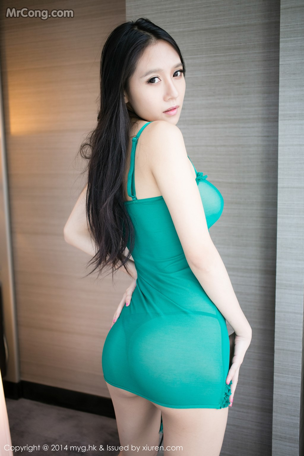 MyGirl Vol.065: Model Yu Da Xiaojie AYU (于大小姐AYU) (50P)