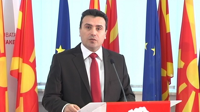 Zaev for Euronews Greece: Macedonia doesn't need elections