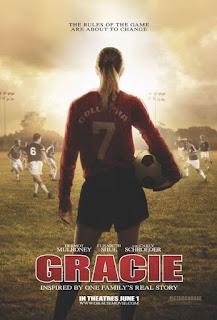 Gracie เกรซี่ เตะนี้ด้วยหัวใจ