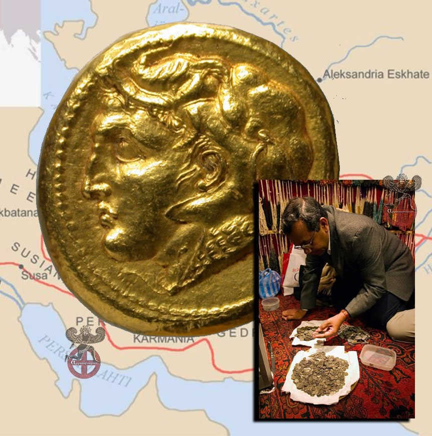 Δρ Ο. Μποπεράτσι, αυτός που ανακάλυψε χαμένα Ελληνικά βασίλεια στην Βακτρία και την Ινδία.