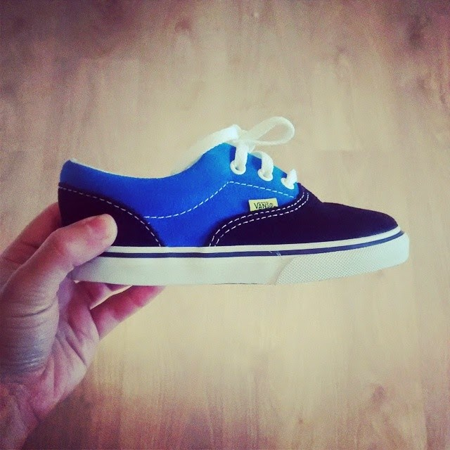 Vans toddler shoes