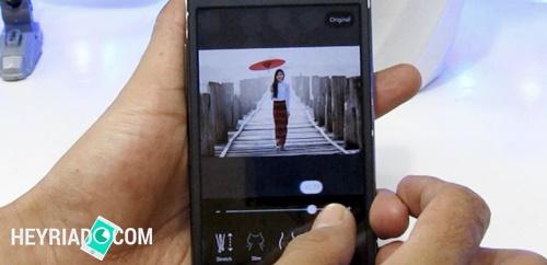 Cymera - aplikasi untuk mengedit foto di hp Android