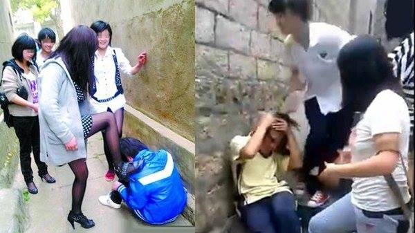 Boy pushed down school stairs, as China's bullying problem intensifies