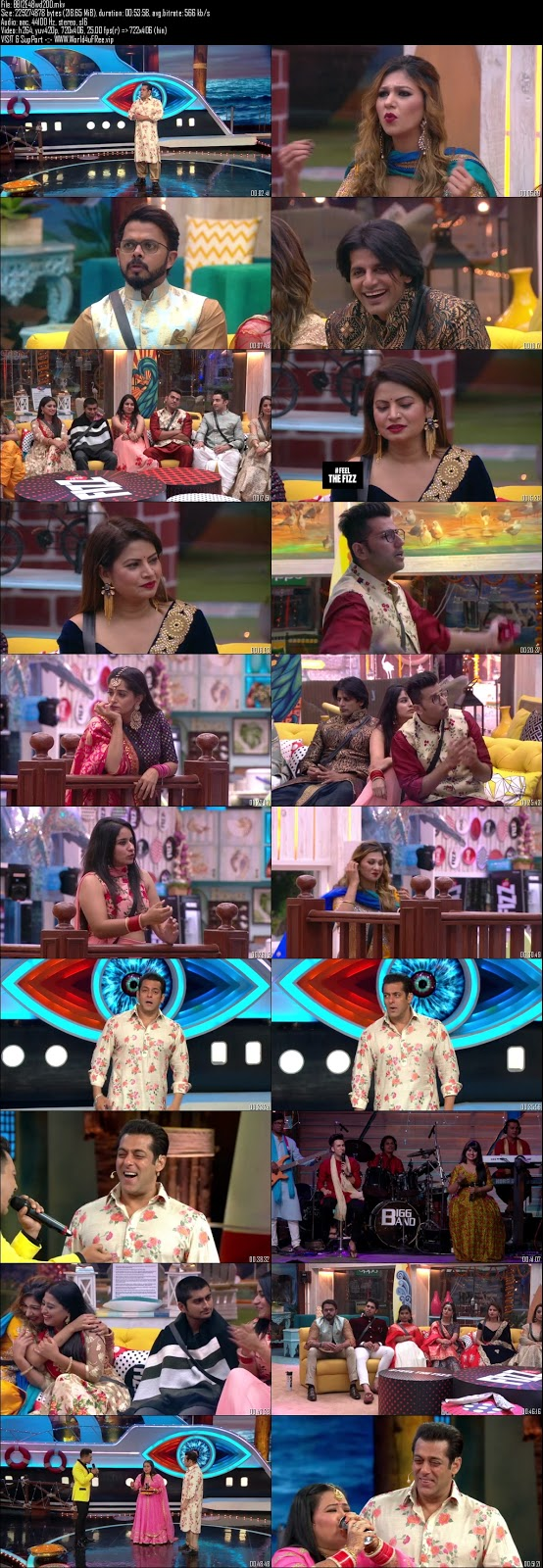 Bigg Boss 12 Episode 48 03 November 2018 WEBRip 480p 200Mb x264 world4ufree.fun tv show Episode 48 03 November 2018 world4ufree.fun 200mb 250mb 300mb compressed small size free download or watch online at world4ufree.fun