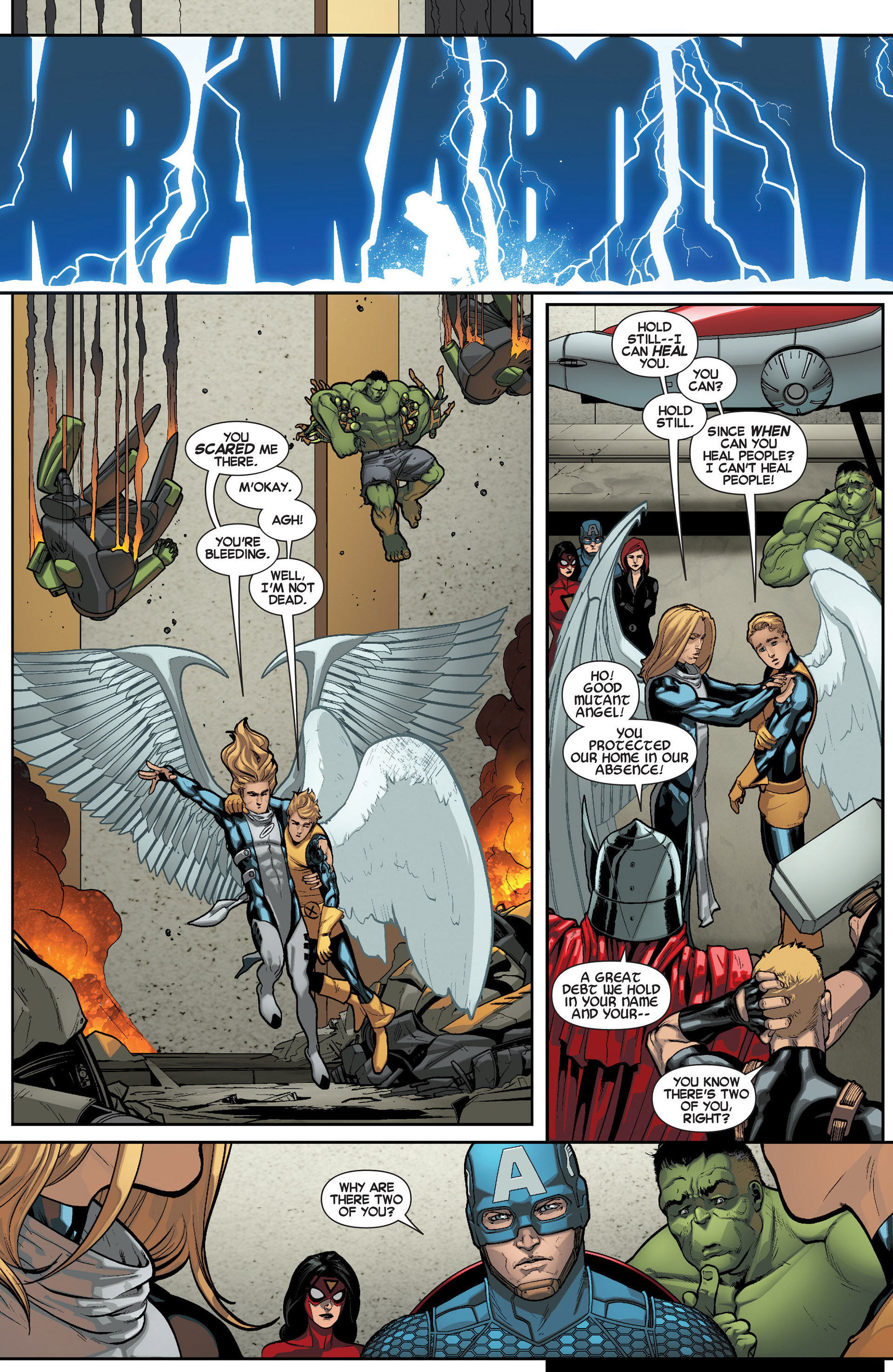 Read online All-New X-Men (2013) comic -  Issue #8 - 14
