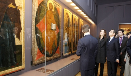 Holy Russia exhibition to open in Moscow