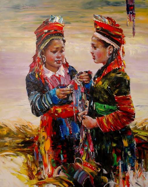 Sắc màu dân tộc Việt