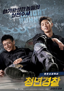 Sinopsis Lengkap [K-Movie] Midnight Runners (2017)