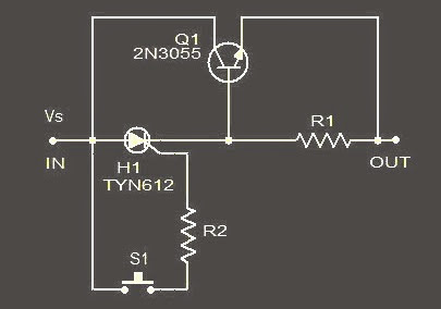 Automatic Fuse Circuit