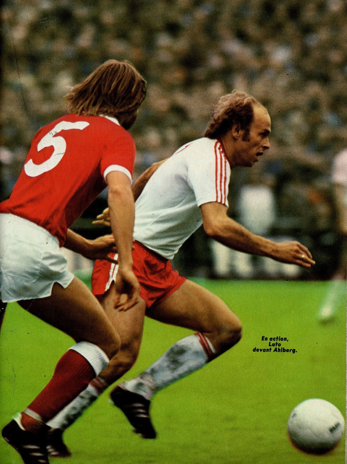 Soccer Nostalgia May 1 1977 Denmark 1 Poland 2 World Cup Qualifying