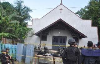 Bom Samarinda Adalah Operasi Intelijen Untuk Sudutkan Islam