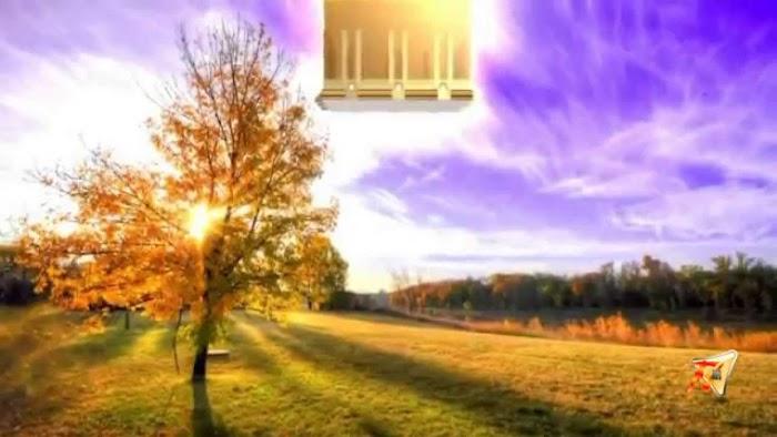 E vi um novo céu, e uma nova terra Apocalipse 21:1