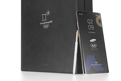 Atlet Iran Tak Kebagian Galaxy Note 8 Gratis, Dubes Korsel Dipanggil