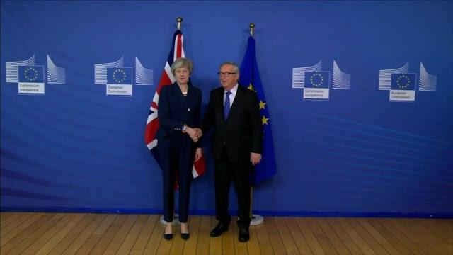 Unión Europea , Bruselas y Londres acuerdan retomar negociaciones de Brexit