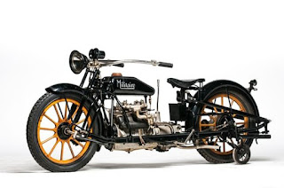 Gambar Motor Antik Ini Bikin PENGEN