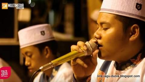 Lirik Lagu Solawat Yahanana - Syubbanul Muslimin (Dimas)