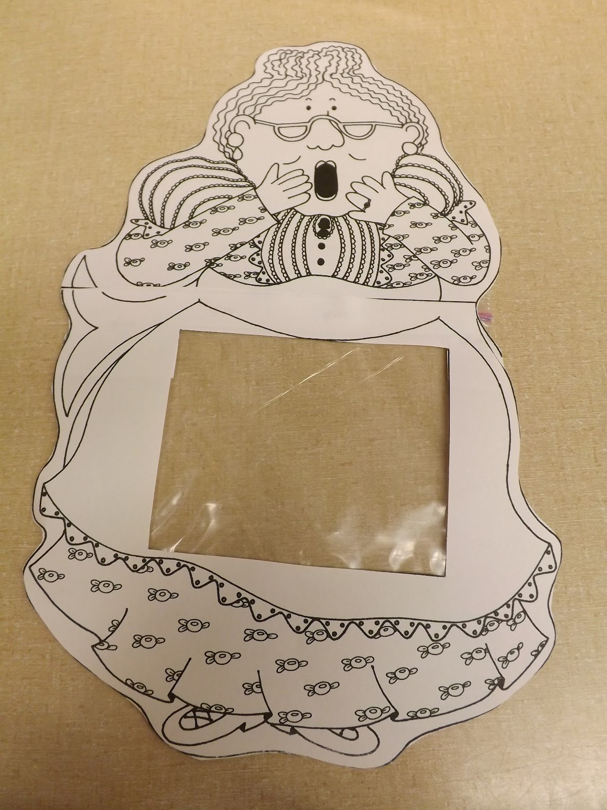photo about There Was an Old Lady Printable Template known as Mrs. Ventos Kindergarten: TLC Farm Publications and Chicks